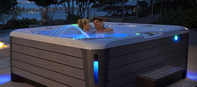 Hot Tubs - Mountain Hot Tub
