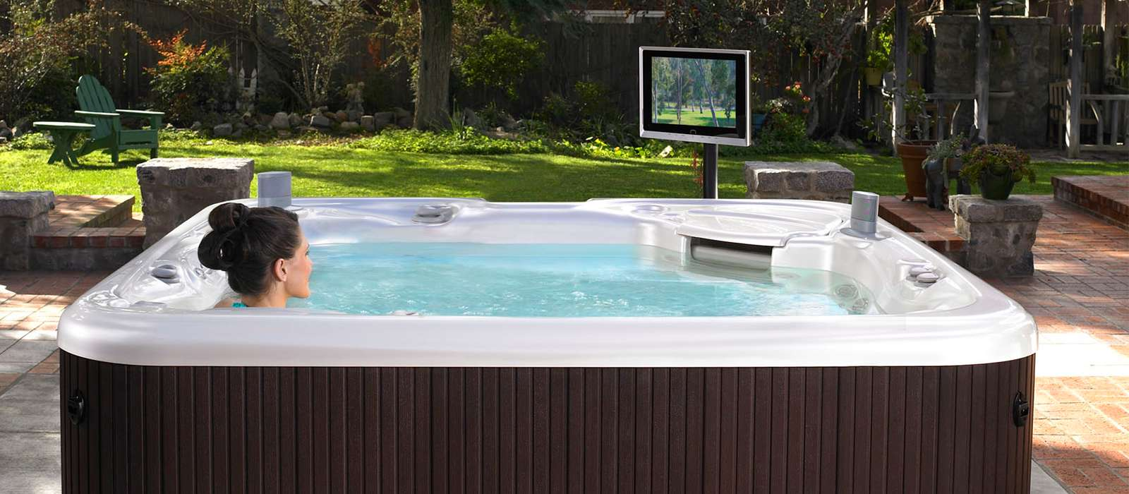 Gallery Mountain Hot Tub