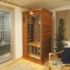Finnleo Far-Infrared B810 Sauna