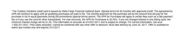 Wells Fargo Disclosure