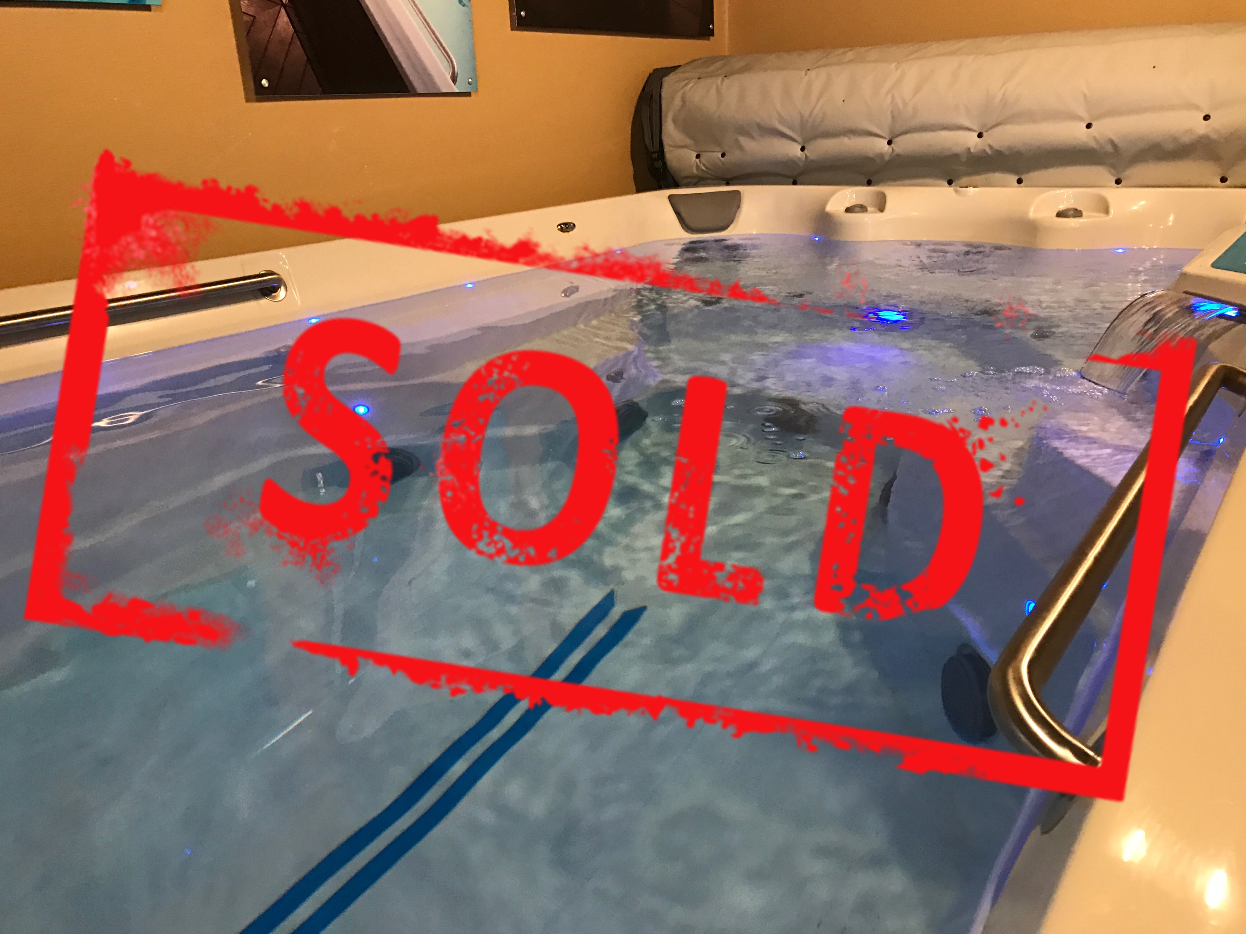 SOLD 2016 - X200 Endless Pools Fitness System Family Image