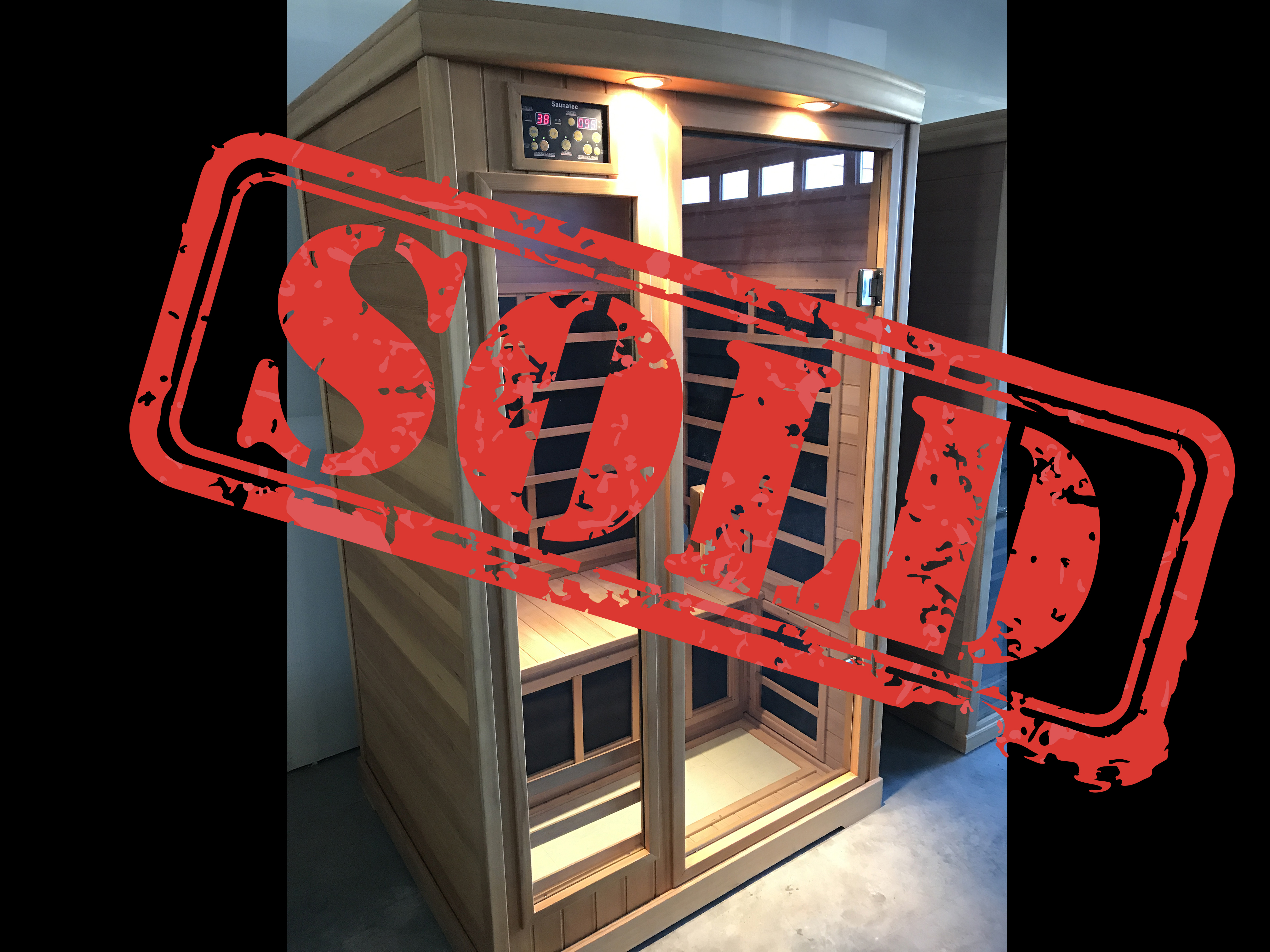 SOLD - B200 Infrared Sauna Room Family Image