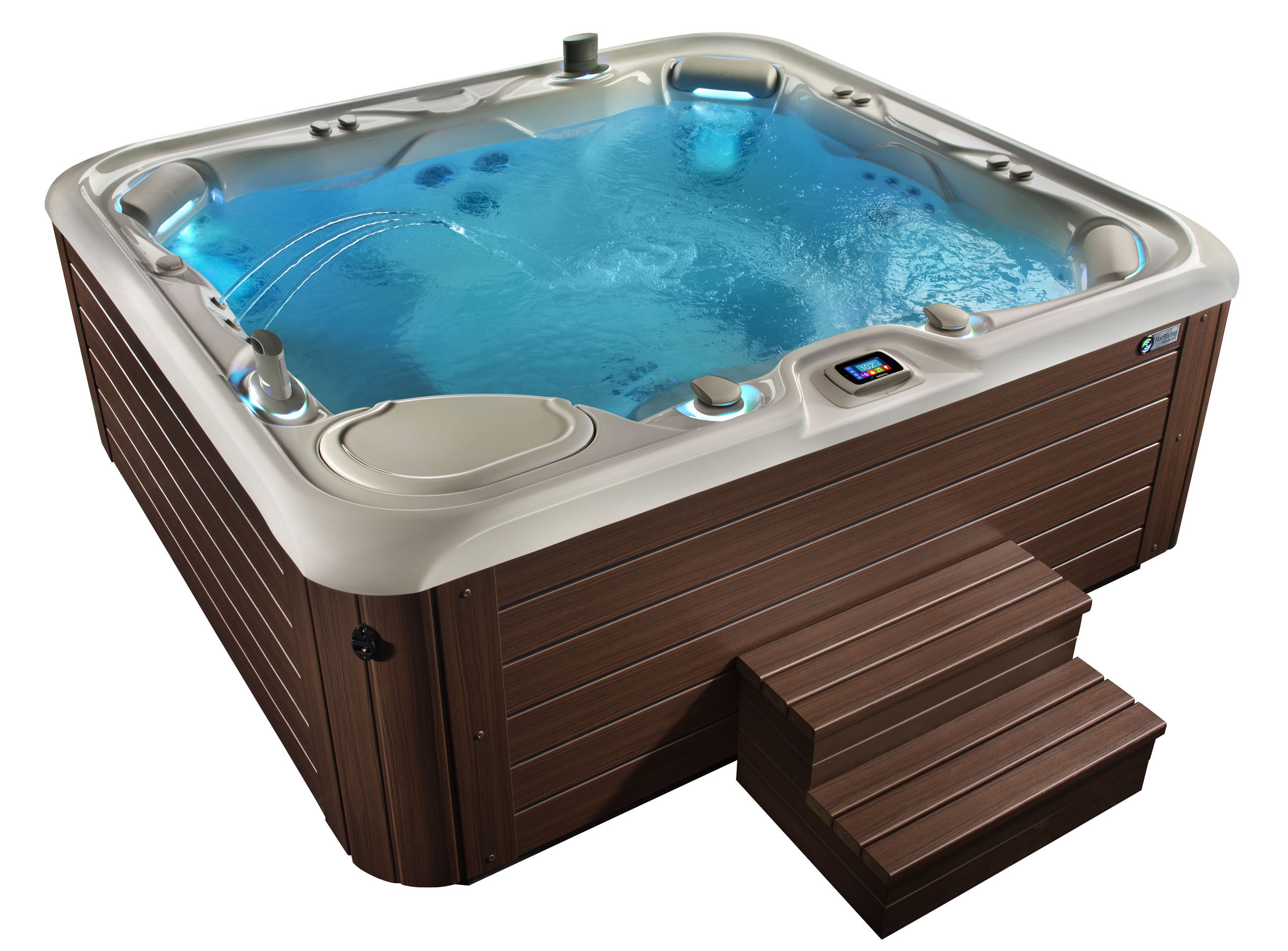 Vanguard | In the Highlife Series of Hot Tubs by Hot Spring